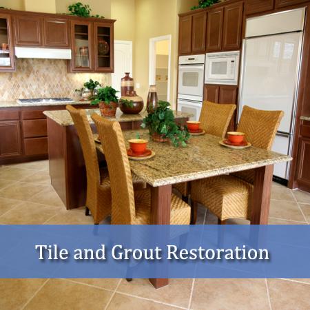 Tile and Grout Restoration - Carpet Service Express